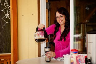 Oregon Travel Experience administers the state's Free Coffee Program at Interstate rest areas.