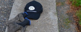 OTE rest area supervisor gear gets used