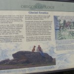 Glacial Erratics marker