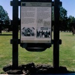Homeland of the Burns Paiute marker