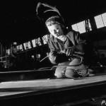 Iona Murphy Welds Oregon Shipbuilding 1942 FSDM2 OHS