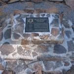 Mitchell Tree plaque