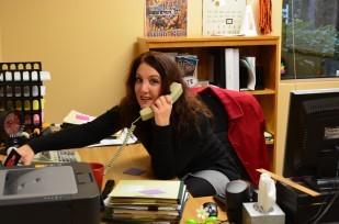 Image of Sue VanHandel, OTE Highway Business Sign Program Assistant.