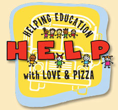 Image of Figaro's Pizza H.E.L.P. Program.