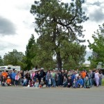 Smokejumper heritage tree dedication 2012