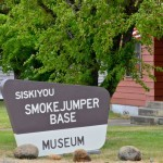 smokejumper base museum