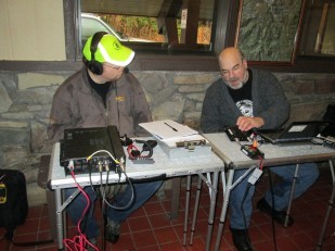 Jim Titus and Steve Jensen, Emergency Radio Dispatchers for Clackamas County