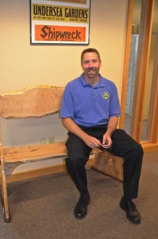Doug Grafe Oregon Heritage Tree Committee, master craftsman