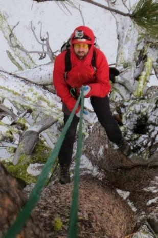 Image of Brian French, the 2015 Oregon Travel Experience Maynard Drawson Memorial Award winner