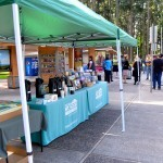 CCTA and Mt Hood Territory helped distribute literature and hot coffee.