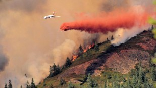 Oregon Wildfires (AP Photo/John Luerding)
