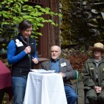 Oregon Travel Information Council Chair Gwenn Baldwin