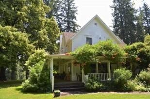The historic Inchinnan Farm house.