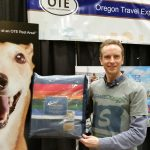 Rick Reynolds of Share Oregon, won the comment card drawing.
